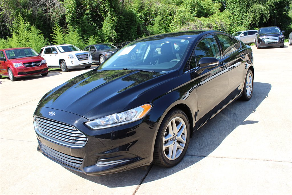 2016 Ford Fusion 2597 Green Light Motors Used Cars For Sale